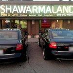Aurora'a one&only #shawarmaland
