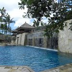 Hotel - unterer Pool