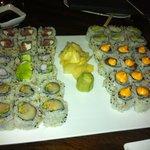 Love their Sushi at Izakaya!!!