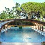 La piscine du Mas de l'Espérance