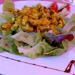 salade de moule marinées