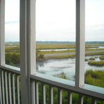 Marsh View from Private Screened Porch