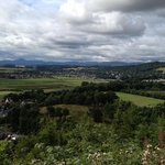 View from Wallace Monument