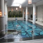 Very special indoor pool