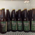 Hopster's own ginger ale!