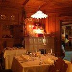 Ristorante tipico Stua da Legn dove gustare ottimi piatti della cucina valtellinese in ambiente