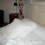 les oreillers pour soulager  le dos de l'inconfort de la literie