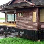 boungalow sul lago