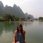 Limestone in Guilin-Yanshou day trip