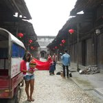 Anxcient city in Guilin