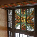 Beautiful stained glass!