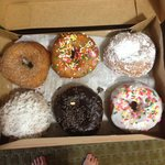 Its almost impossible to decide on a flavor of donut