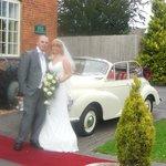 Chris and Sara s wedding