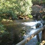 Refugio de Verdes-las pasarelas