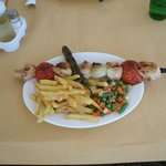 Chicken Skewer €8