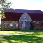 This is NOT Mainely Meats, but a wonderful barn/home on Crooked Rd, short-cut to Mainely Meat