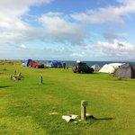 Port Ban campsite