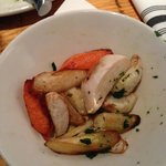 Grilled Root Veggies
