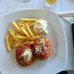 Fyllda tomater