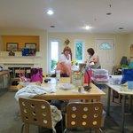 Re-purposed Breakfast Room
