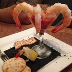 Great shrimp cocktail