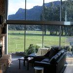 Inside Ironstone Villa