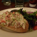 Rouleau au homard (Lobster roll)