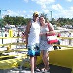Chegando em Isla Mujeres
