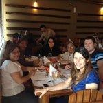La familia en el rest. Salma Barquisimeto
