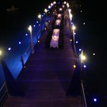 Sandals Select dinner on the pier - loved it!