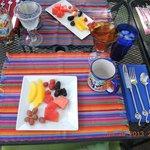 Breakfast at Ravens Ridge