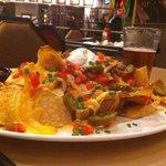 hard rock nachos