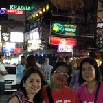 Khao San Road visit
