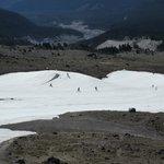 Skiiers (in July!)