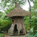 Tiny Hut in the Enchanted Garden