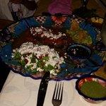 Chile relleno y enchiladas !!!