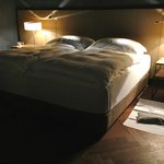 Bedding is one of the best we have experience - 6 stars standard