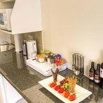 Mini-kitchenette in Luxury Room