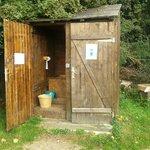 toilettes pour 25 personnes !