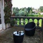 terrasse suite africa