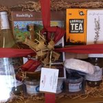 Wonderful Cornish Food & Drink Hampers from The Corner Deli, Porthleven