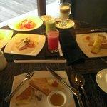 烏布卡尤瑪尼斯酒店  早餐