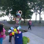 Baloon artist