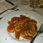 Gamberetti Sale & Pepe deliziosi e freschissimi