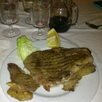 Bistecca davvero buonissima e cotta alla perfezione