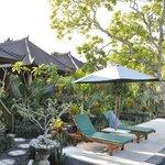 4 bungalows très calmes