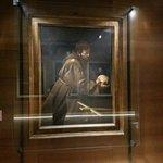 Caravaggio, San Francesco