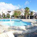 piscine enfants devant le bassin principal