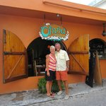 Our favorite Isla Mujeres evening out spot.