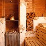 Wellnessoase Lunyu finnische Sauna